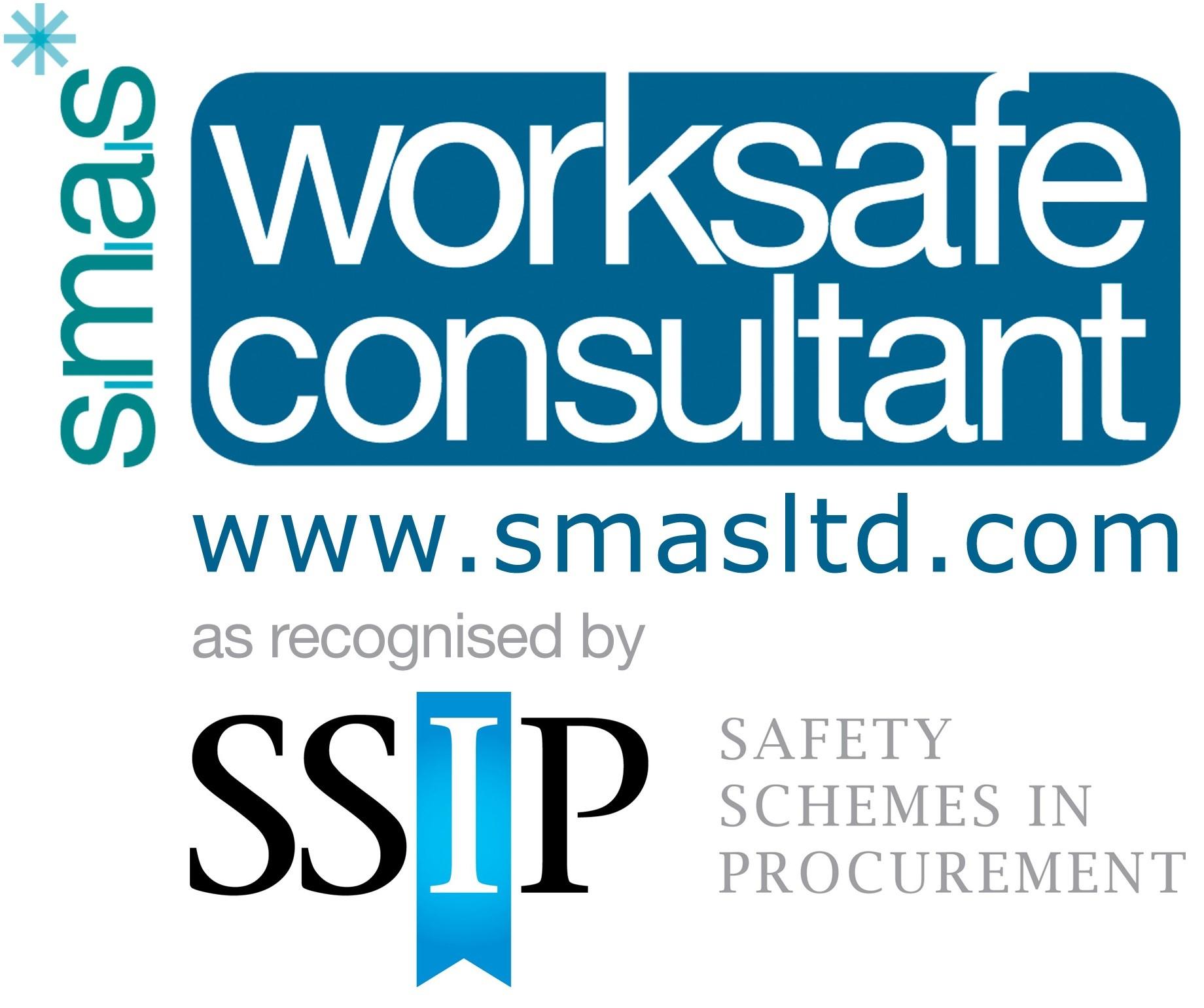 SMAS Worksafe certificate